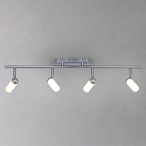 Buy John Lewis Riva 4 Bathroom Spotlight Ceiling Bar