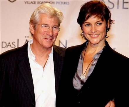 Richard Gere And Carey Lowell Wedding 17 Best images about T...