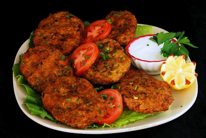 Mujver zucchini pancakes recipes pinterest for Anatolia mediterranean cuisine boca raton