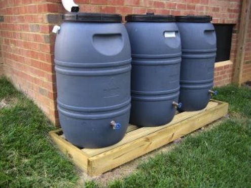 Bob Vila Radio: Rain Barrels can collect hundreds of gallons of water from a single rain storm