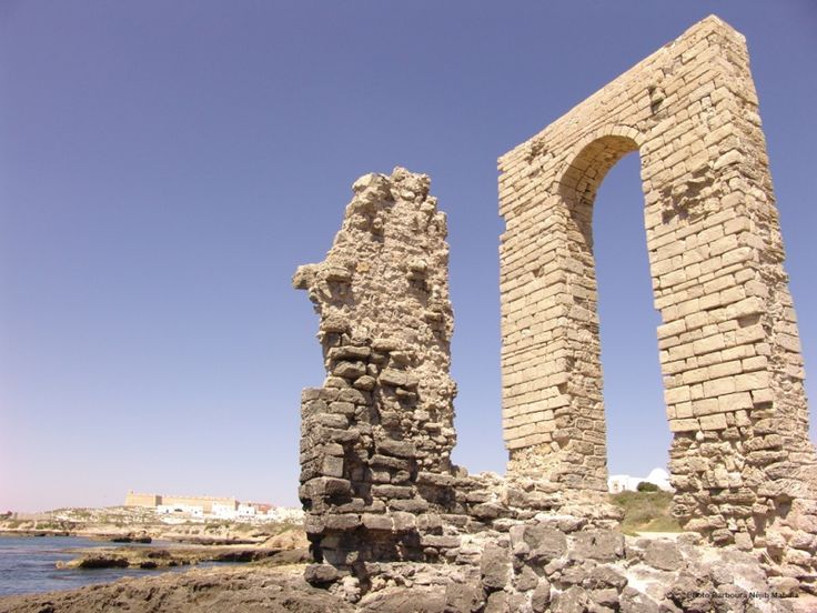 La porte de la mer, Mahdia