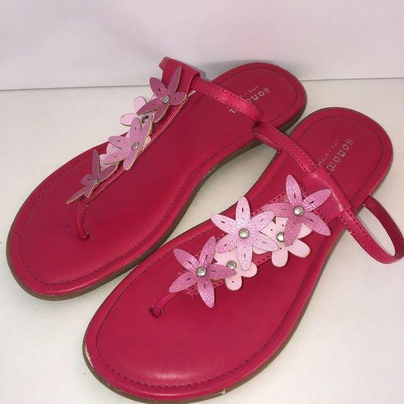 Girls sandals, Sandals, Flip flop sandals