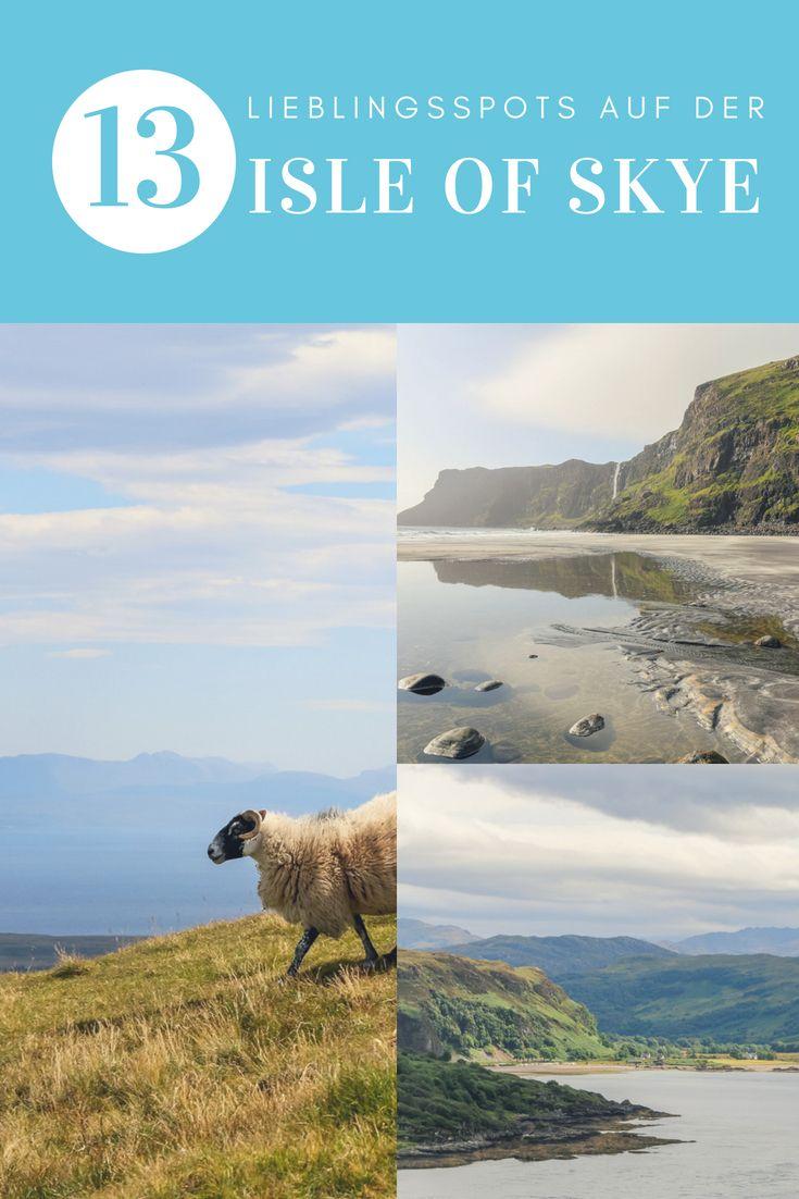 Schottland: Die schönsten Spots auf der Isle of Skye