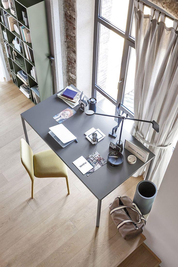 Minimalistisches Design Esstisch Filo Von Novamobili Aus Italien. #stuhl  #chair #modern #