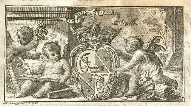 Constitutiones mediolanensis (1764), detail by Yale Law Library, via Flickr