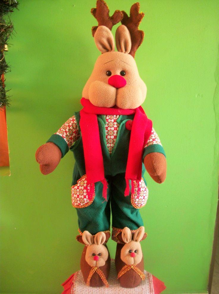 Reno papá - Rudolf