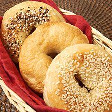 Bagels: King Arthur Flour