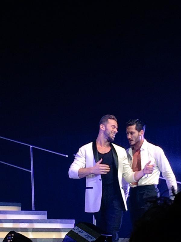 Artem and Val, DWTS Live Tour! 2015