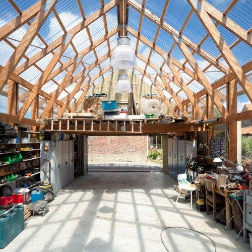 Schuurbain / Atelier Vens Vanbelle   ArchDaily