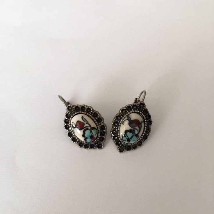A personal favourite from my Etsy shop https://www.etsy.com/listing/267617108/flower-designed-earrings-designed-only
