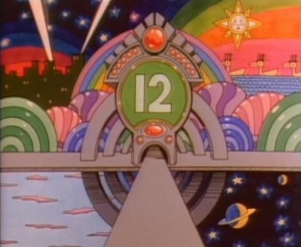 One, two, three four five, six, seven, eight, nine ten, eleven twelve...
