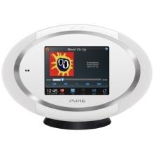 Buy Pure Sensia 200D Connect DAB Internet Radio Audio System, White online at JohnLewis.com