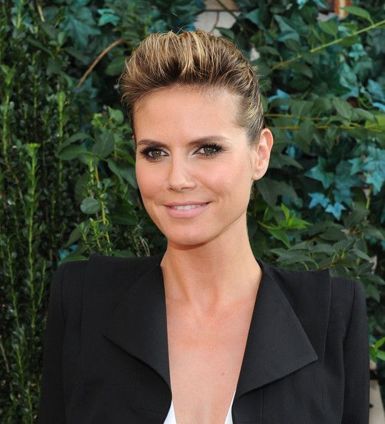 heidi klum project runway hair - Google Search