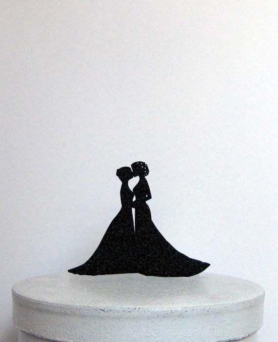 Wedding Cake Topper homosexuel mariage mariage par Plasticsmith