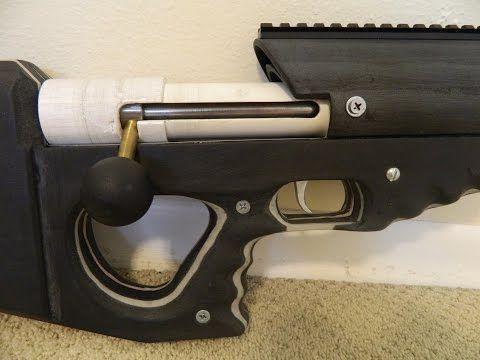 The Ultimate Pvc Air Gun Sniper Powerful Air Gun Sniper