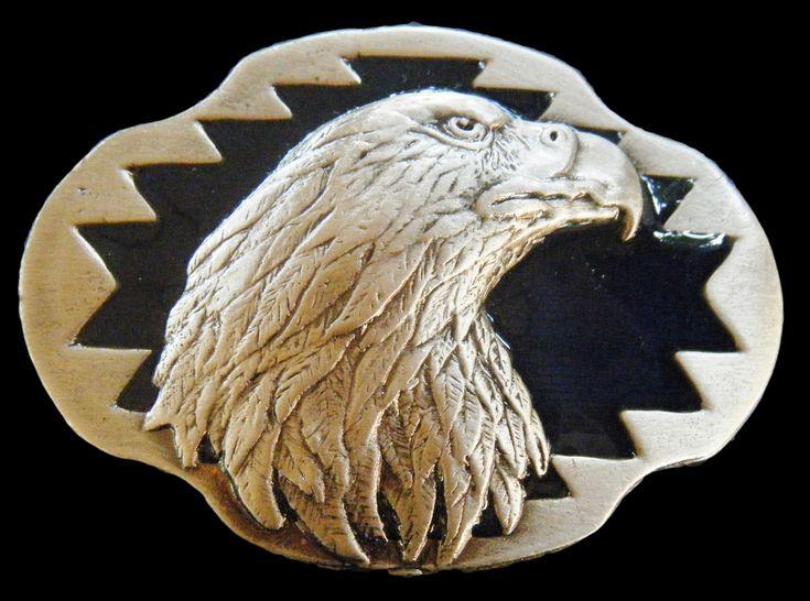 Bald American Eagle Blue Bird Head Animal Casual CoolBuckles Pewter Belt Buckles #eagle #eagles #eaglebuckle #eaglebeltbuckle #flyingeagle #baldeagle #americaneagle #beltbuckles #coolbuckles #buckle