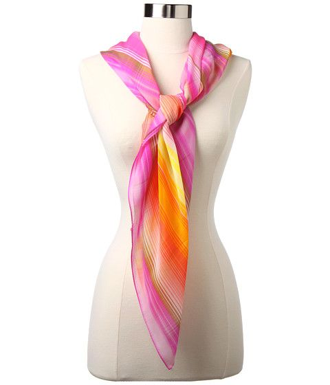The sun is shining, the drinks are flowing, the music is bumping, and your style is stunning, at least it will be when you're wrapped up in this scarf from Echo Design