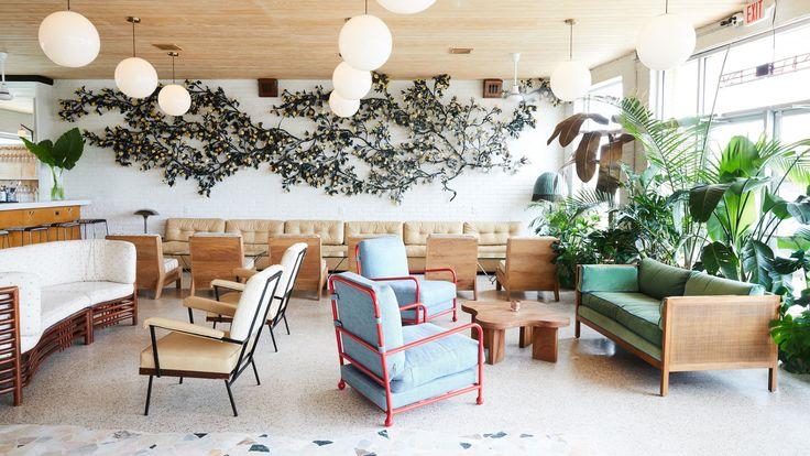 The Drifter Hotel by Nicole Cota Studio