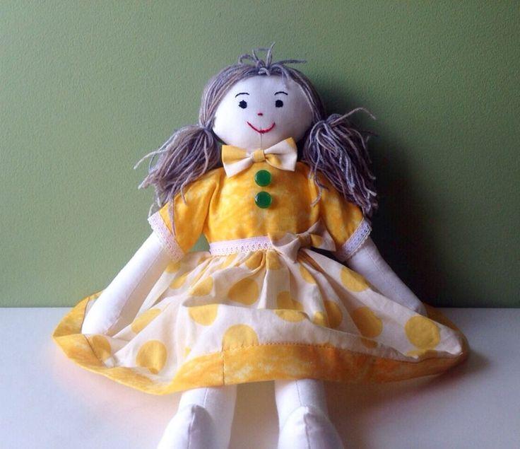 Cutie handmade doll - Carla 9