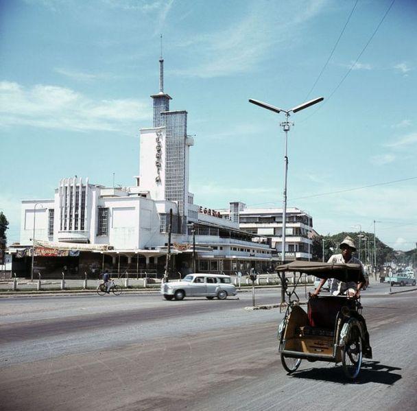 Bioskop Megaria, Jakarta 1980