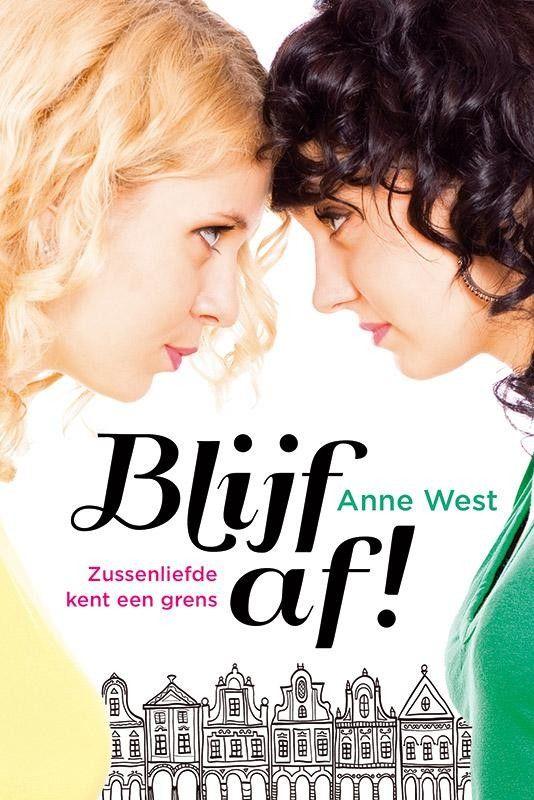 Vandaag is de officiële kick-off van de Chicklit.nl Leesclub met Blijf af van Anne West in de spotlights. Het boek gaat over Saar en Julia, twee zussen met een verleden dat hen uit elkaar heeft gedreven. Benieuwd naar dit boek? De komende drie weken zal dit boek door de Leesclub besproken worden op het forum. Lees het boek en klets gezellig met ons mee!  http://forum.chicklit.nl/topic/blijf_af_-_fase_1/25999.0