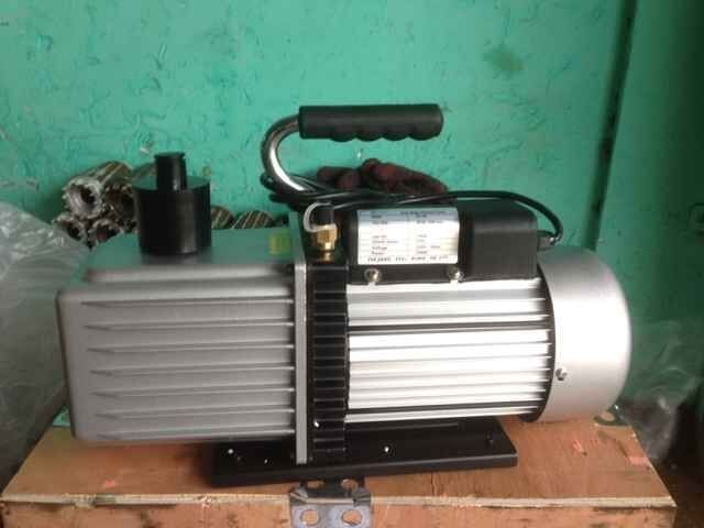 161.44$  Watch here - http://alimvj.shopchina.info/1/go.php?t=32545983269 - 2VP-1SG 50HZ/60HZ vacuum pump / double stage / oil rotary vane vacuum pump 161.44$ #aliexpressideas