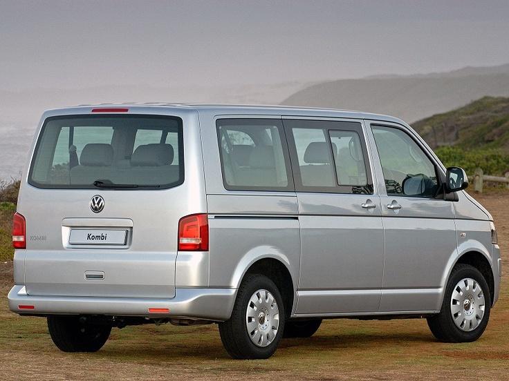 Volkswagen T5 Kombi (2009).