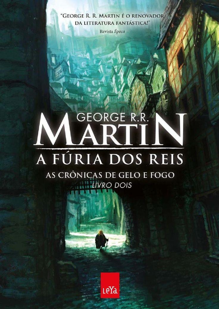 As crônicas de gelo e fogo 02 -  A fúria dos reis