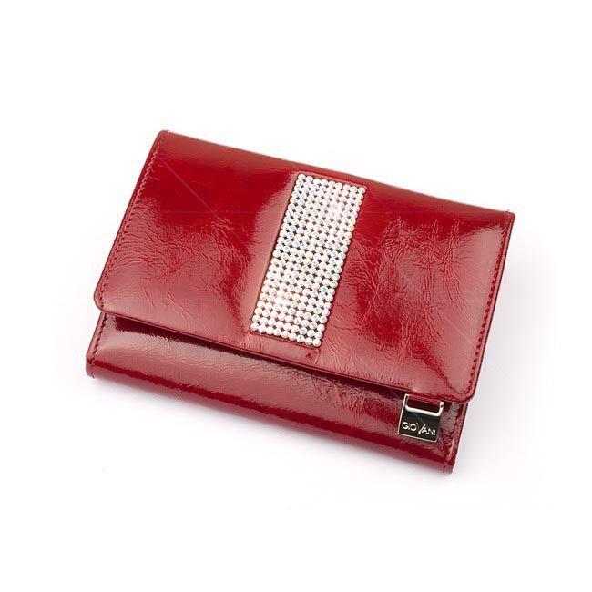 Malá dámská peněženka GIOVANI - CV-230 Červená