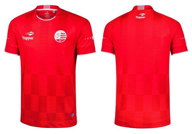Terceira camisa do Náutico 2016-2017 Topper