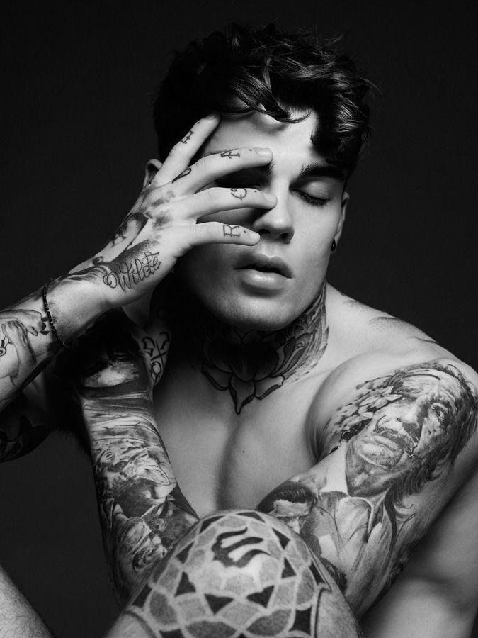 stephen james tattoo