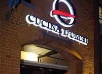 Cucina D'onore.Puerto Madero