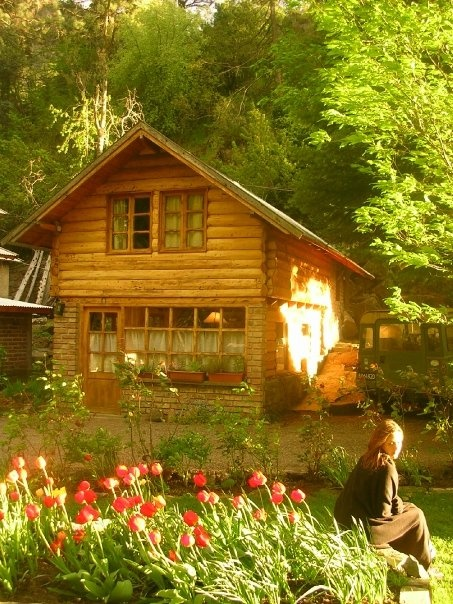Cabaña Wiwi - San Martin de los Andes - Neuquen - Argentina      http://g.co/maps/dv8ba