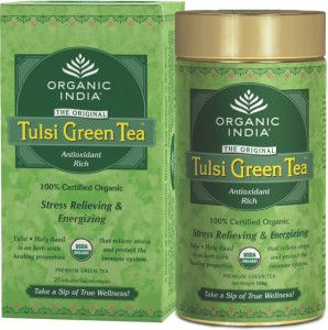Read the Organic India Green Tea Reviews. Also know benefits and uses of Organic India Tulsi Green Tea. Organic India is herbal brand of organic products. Organic India Green Tea is one of the best green tea. Organic India green tea comes in various flavors. You can choose the flavor as per your personal preferences