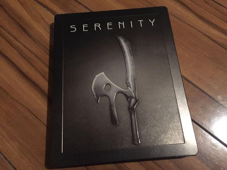 Serenity (2005) #embossed #steelbook