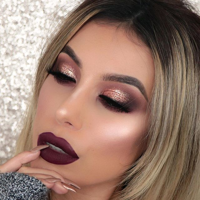 This is my favourite makeup look I've ever done, it's up on my YouTube and I think you should check it out  !! Link in bio ! --------------------------------------------- Details - @doseofcolors black rose liquid lip #doseofcolors  @lillyghalichi @lillylashes in the style Miami from @welovelashes #welovelashes #lillylashes  @tartecosmetics pro highlight palette - stunner for the glow and tarteist pro palette for the eyes #tarte #tartecosmetics #tartelette @anastasiabeverlyhills ...