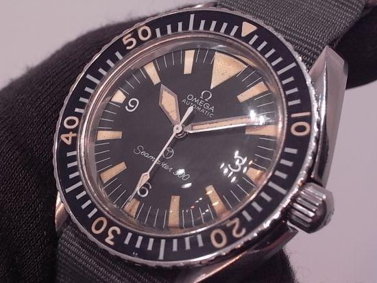 6511ad494c オメガ シーマスター300 イギリス陸軍 W10 サードモデル 1960年代 | VINTAGE WATCH | Curious  Curio(キュリオスキュリオ) | My Interest | オメガ シーマスター300, ...