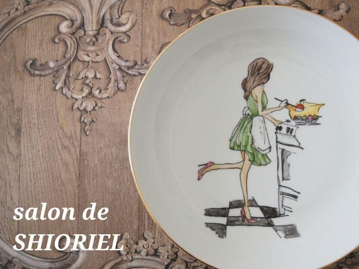 Les 3814 meilleures images propos de porcelaine art de for Salon des arts de la table