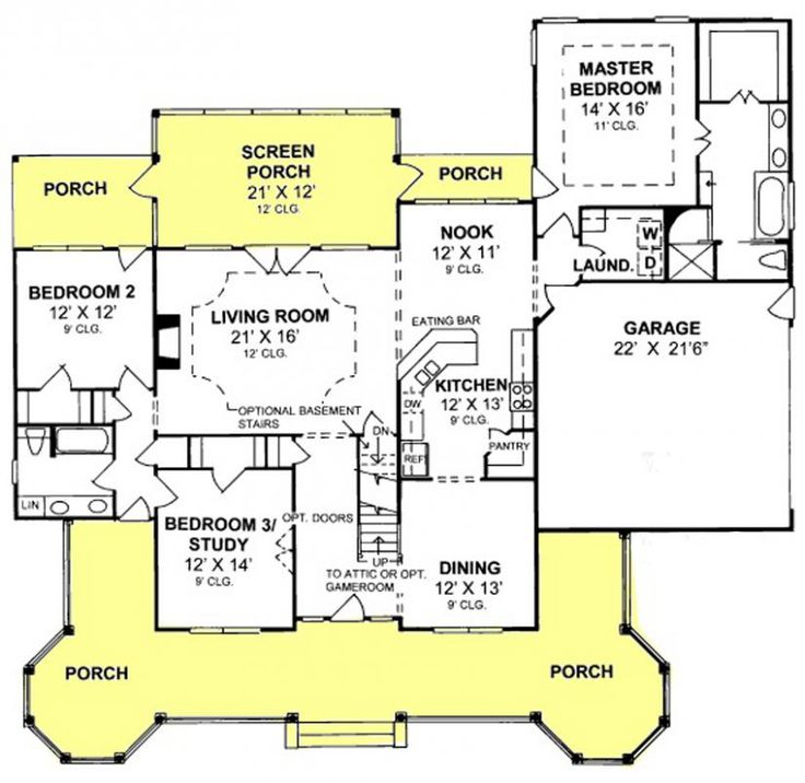 129 best floor plans images on pinterest | floor plans, house