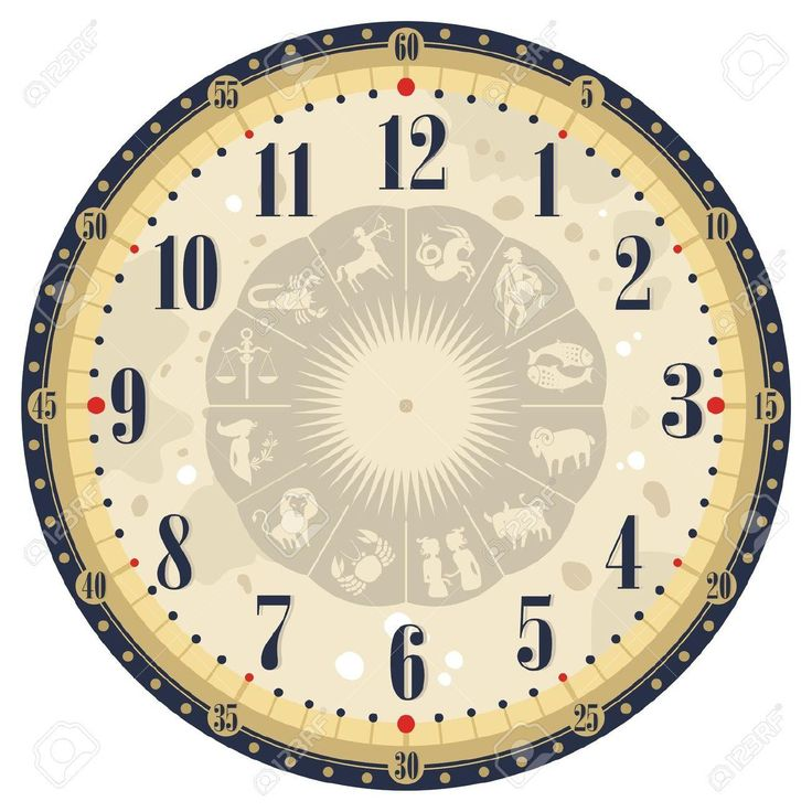 945 best Clock Face Templates images on Pinterest Definitions - clock templates