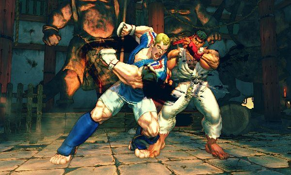 Super Street Fighter 4 - PC Game Download Free Full Version