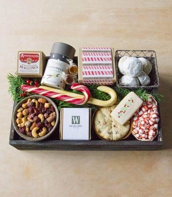 Идеи подарочных коробочек на Новый год 05