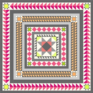 Lilys Quilts: pattern by sarah fielke