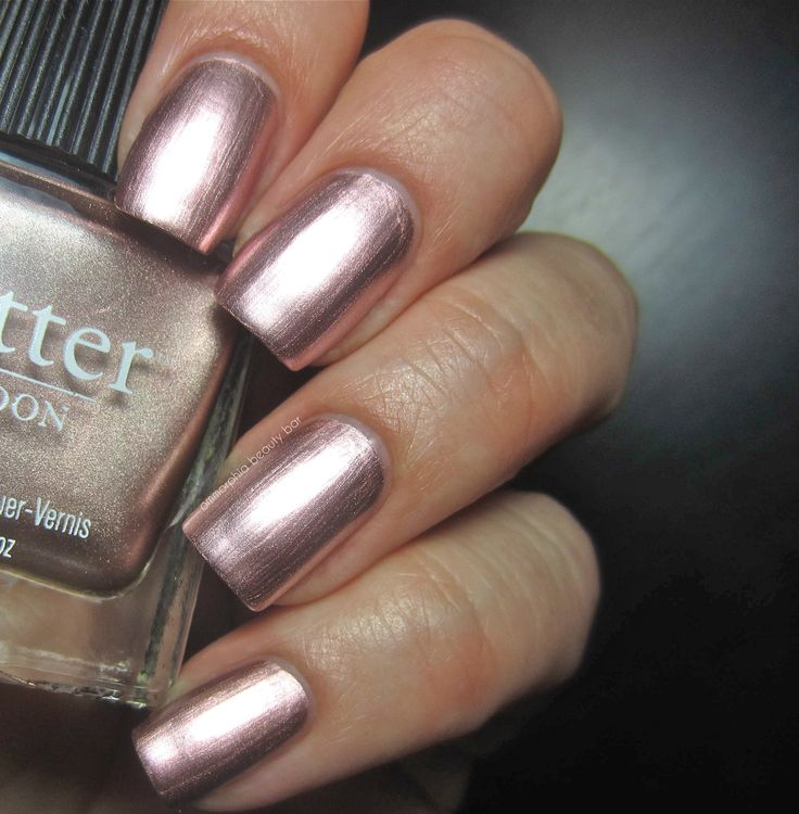 Butter London Goss swatch