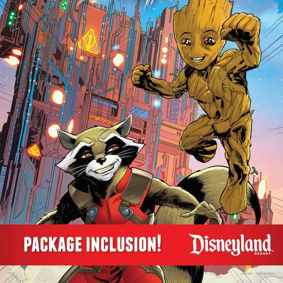 Summer of Heroes Walt Disney Travel Company Vacation Package Value Add | When you book a Disneyland Resort Walt Disney Travel Company package to arrive between July 1-Sept. 9, 2017, you'll receive a special edition Guardians of the Galaxy – Mission:  BREAKOUT! Comic Book (while supplies last). Request your vacation quote today!! www.wishwithcrystal.com #DisneySide #WishWithCrystal