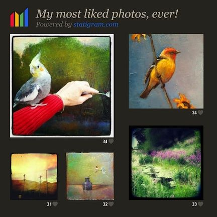 5 Ways I Use Instagram & Pixlr-o-matic to Boost My Art Business     http://www.benchmarkemail.com/blogs/detail/5-ways-i-use-instagram-pixlr-o-matic-to-boost-my-art-business