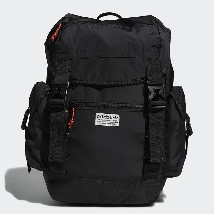 Atric Backpack Black Mens Adidas Backpack Backpacks Adidas Bags