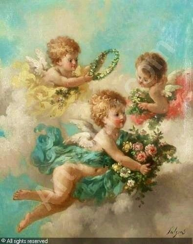 cherubs/ little angels