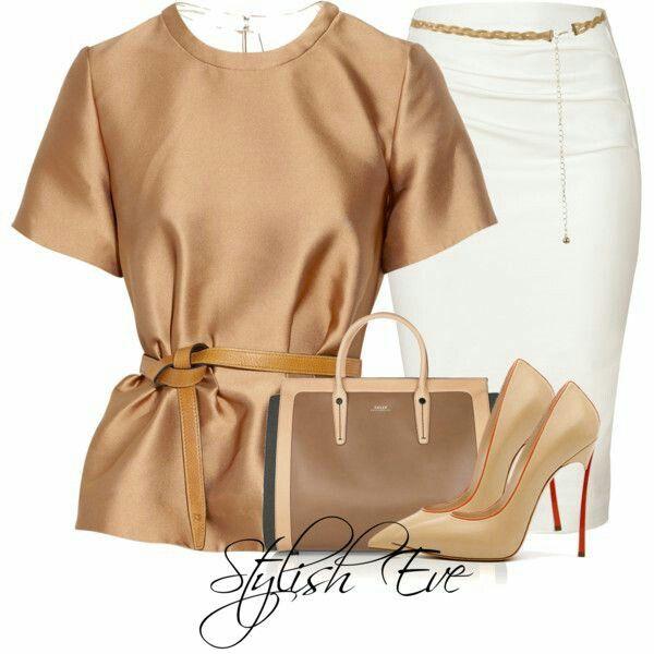 Trop la classe! | My style | Pinterest | Work outfits ...