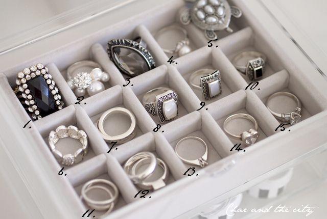 Ring box from Muji